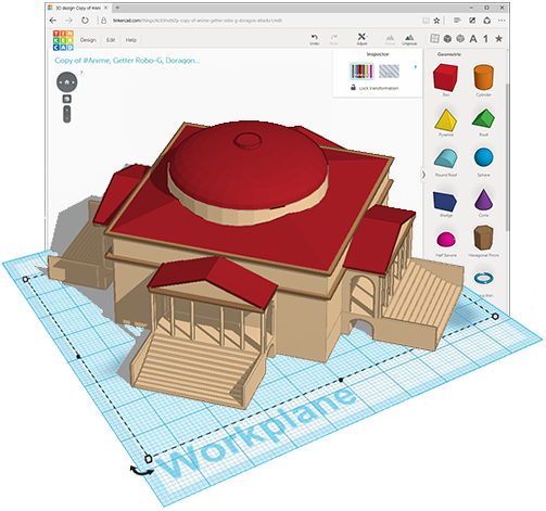 The Easiest 3d Design Mod Around Tinkercad